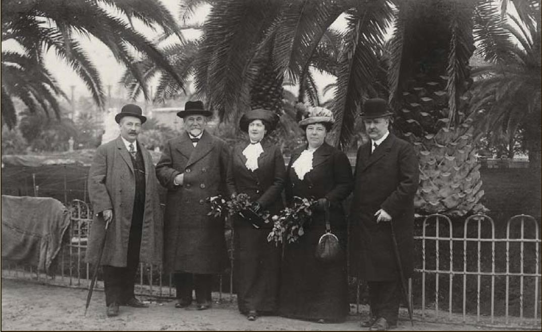 Отдых россиян на Французской Ривьере до революции