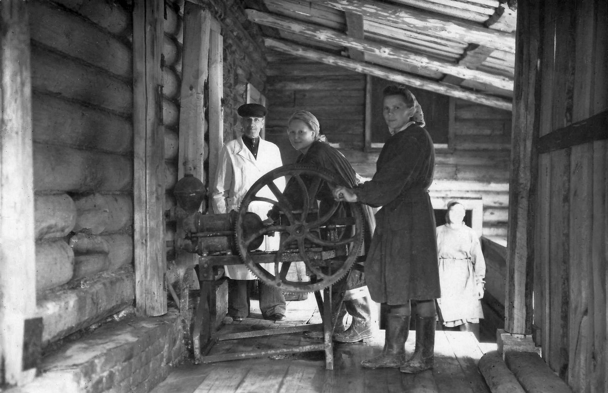 1952. Старый пивзавод
