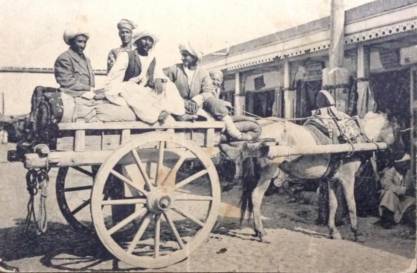 Афганцы на базаре