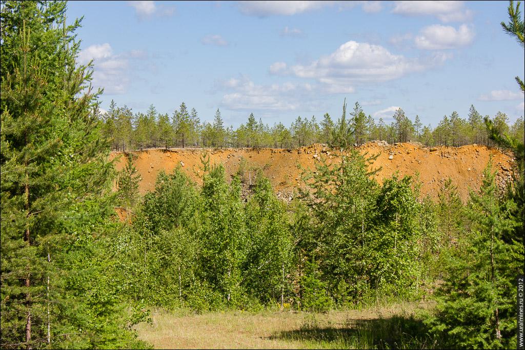 Анатольский никелевый рудник