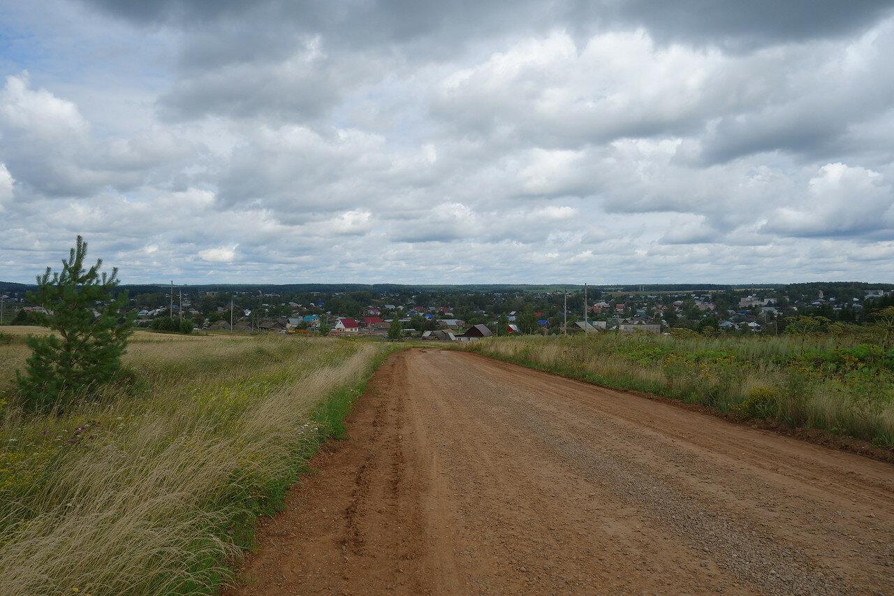село Большая Соснова