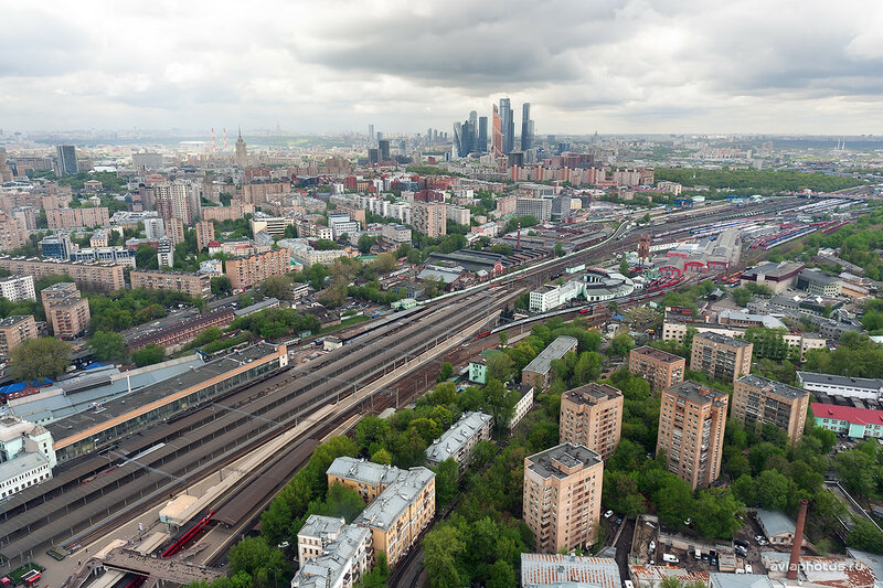Белорусский вокзал e_D700702