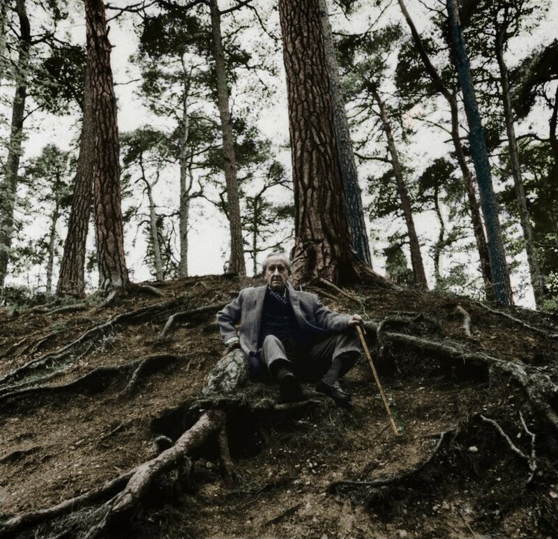 j_r_r__tolkien_in_the_woods_colorized_by_oldhank-d7ut9bu.jpg