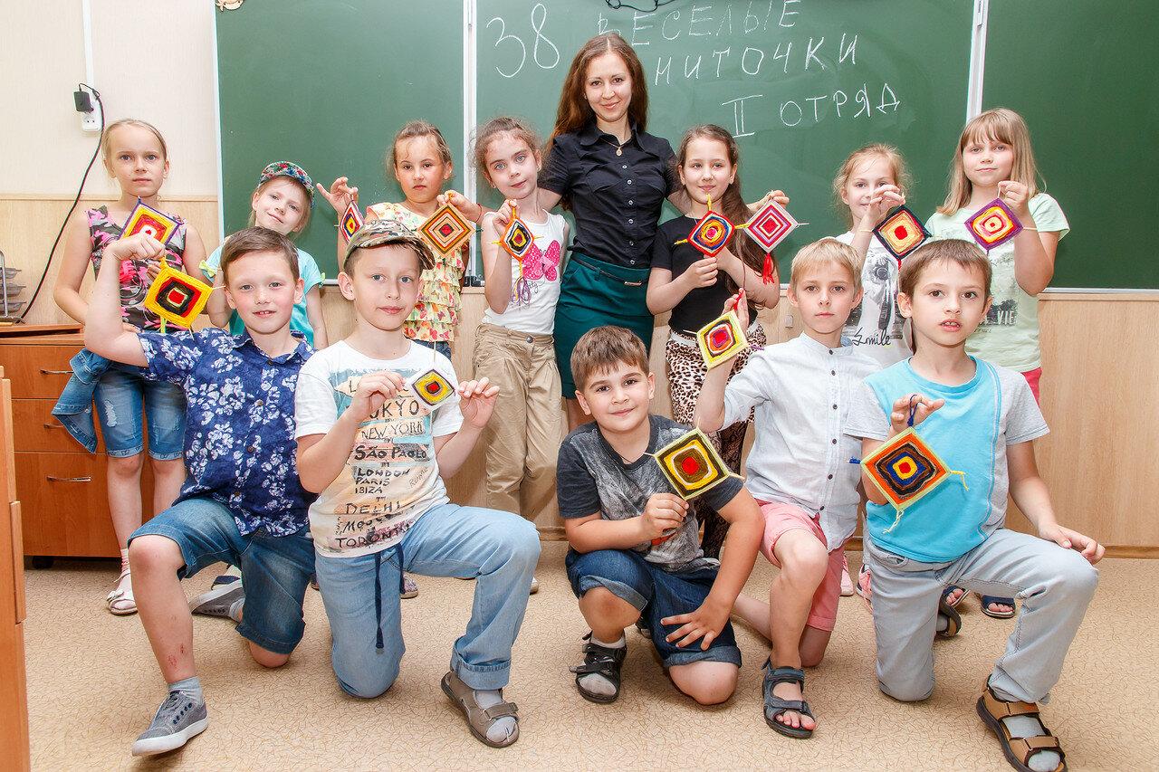 Поделки в детских лагерях 79