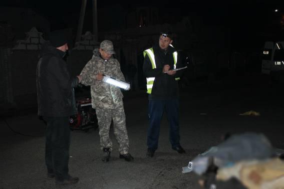 """Священник на """"Ауди"""" насмерть сбил троих женщин на Закарпатье. В его крови были обнаружены остатки алкоголя, - Нацполиция. ФОТОрепортаж"""