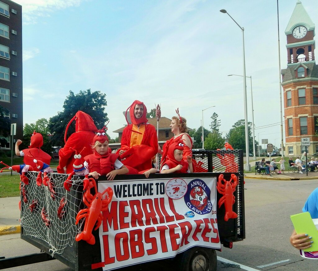 Merrill Lobsterfest.