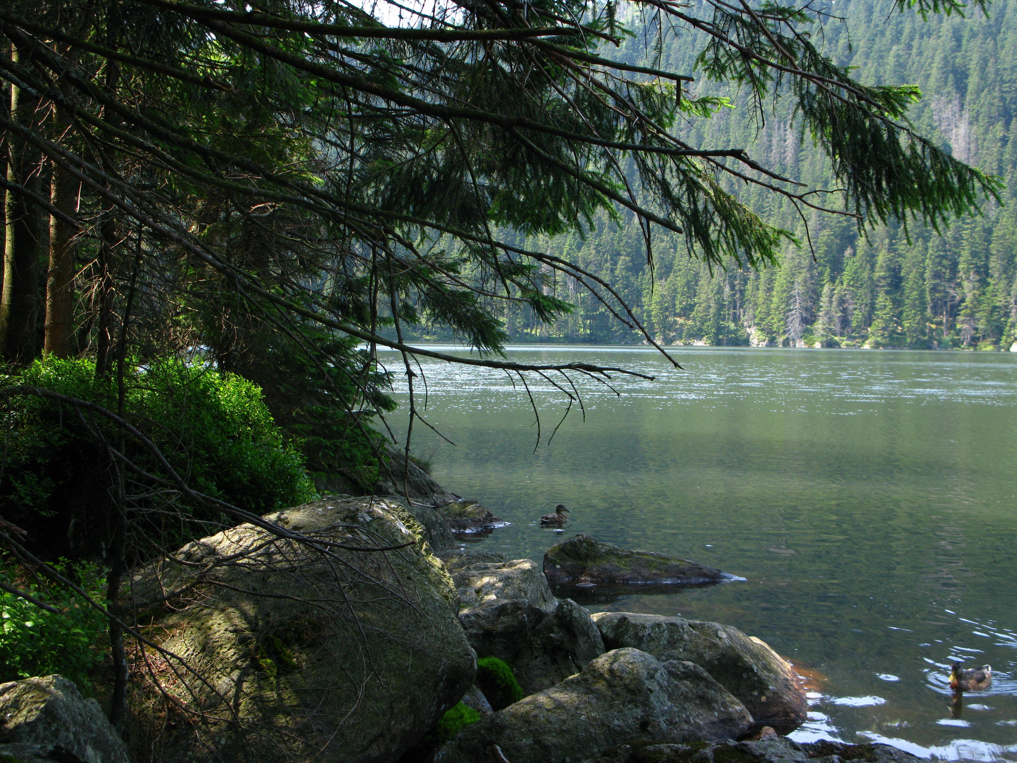 Ох уж это Чертово озеро:)