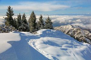 В горы...