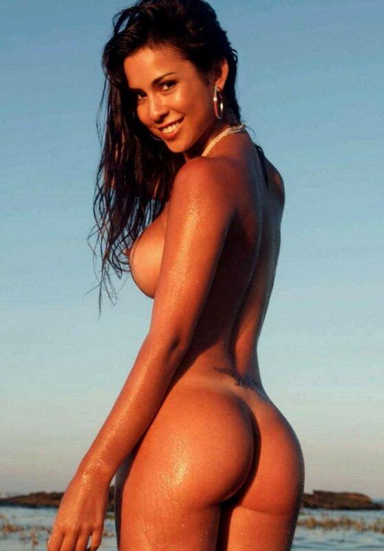 Celeste Sablich in Playboy Argentina