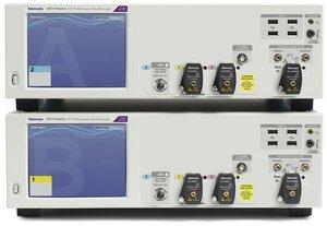 Цифровой осциллограф DPS77004SX - вид спереди
