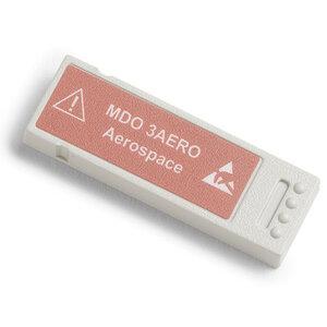 Модуль синхронизации и анализа аэрокосмических шин MDO3AERO