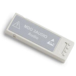 Модуль синхронизации и анализа цифровых последовательных аудиошин MDO3AUDIO