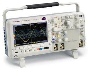 Осциллограф цифровой MSO2002B  . Внешний вид