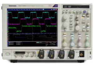 Цифровой осциллограф MSO72004C  . Внешний вид