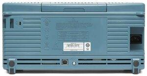 Цифровой осциллограф TDS2004C - задняя панель