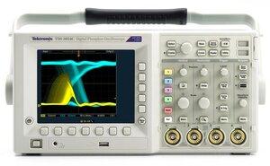Осциллограф цифровой TDS3034C - передняя панель