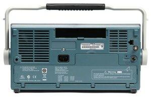 Осциллограф цифровой TDS3034C - задняя панель