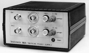 TekProbe-интерфейс 1103