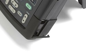 Осциллограф портативный THS3024-TK - разъем сетевого адаптера
