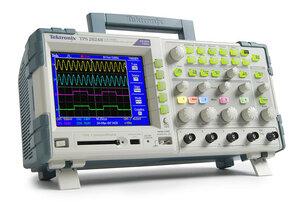 Осциллограф цифровой TPS2024B  . Внешний вид