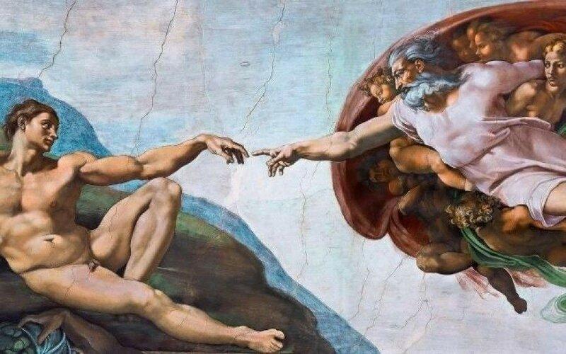 Телескоп Хаббл сфотографировал Лицо Бога