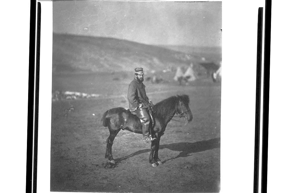 Фотографии времен Крымской войны (30 фото)