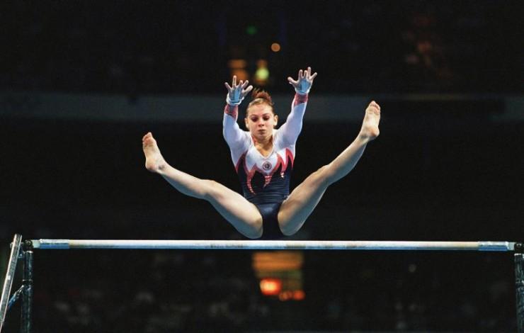Женский спорт — самое сексуальное зрелище (98 фото) 18+