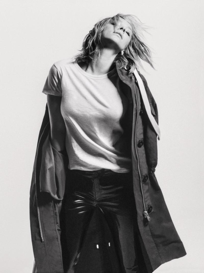 Хейли Беннетт в рекламе Rag & Bone