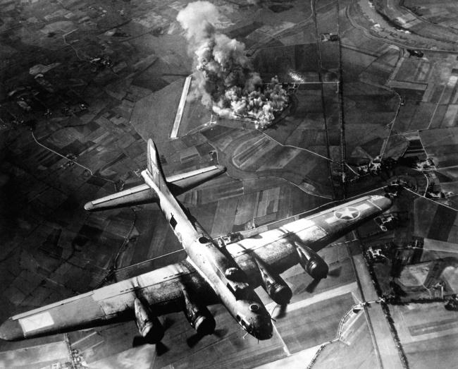 © wikimedia.org  В Германии историю Второй мировой войны вшколах проходят очень подробно ин