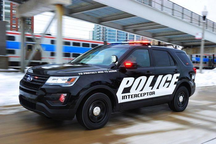 Самые крутые автомобили полиции