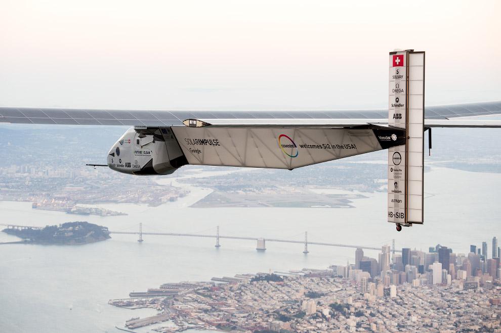 11. Реально самолет способен подняться на 8500 метров, а мощность его электродвигателей по совокупно