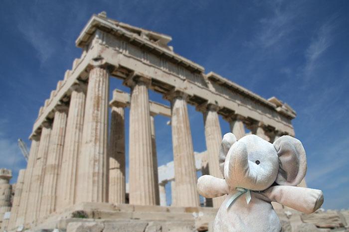 Афины, Греция.