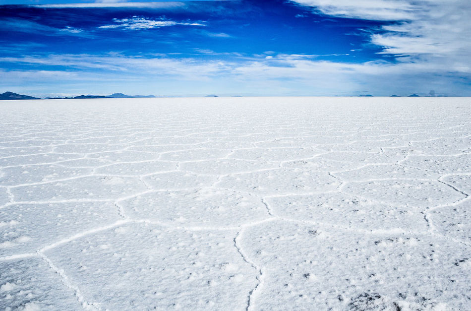 Солончак, Боливия