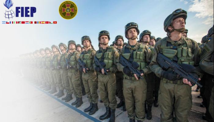 ВНацгвардии похвастались статусом наблюдателя вАссоциации сил жандармерии иполиции