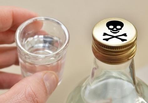 Число погибших ототравления алкоголем выросло до58 человек