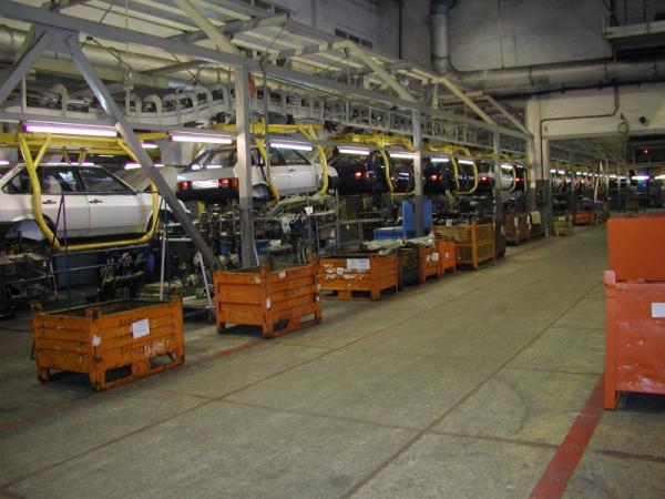 Автомобили Лада оказались популярны вевропейских странах