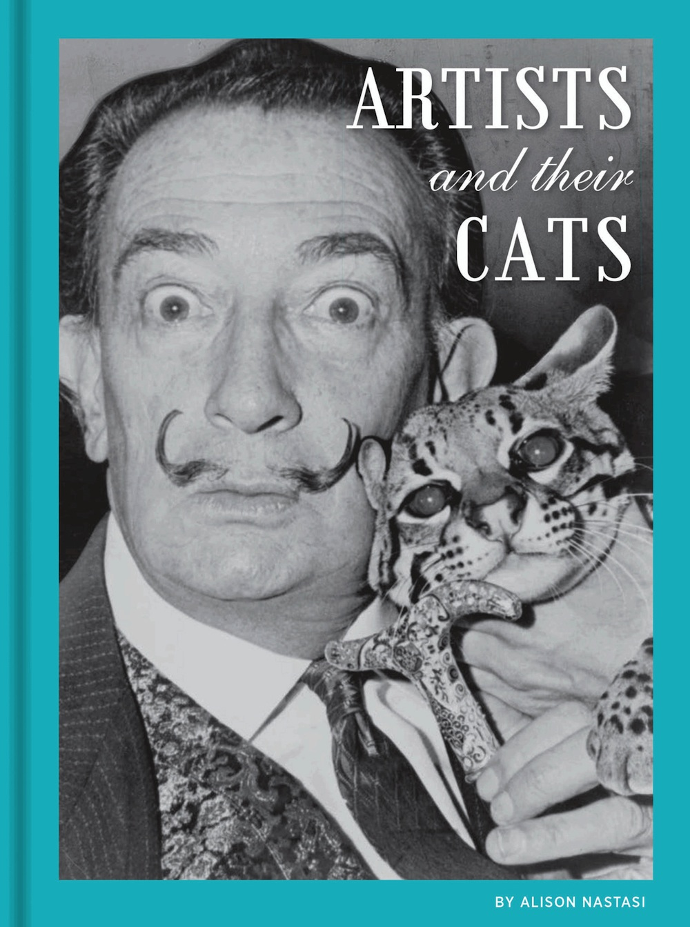 Artists and Their Cats from Chronicle Books, edited by Alison Nastasi Although many have been consid