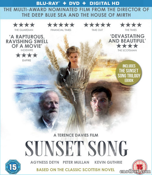 Песнь заката / Sunset Song (2015/BDRip/HDRip)