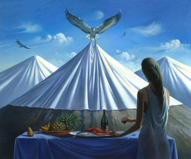 The Amazing Surreal Art by Vladimir Kush