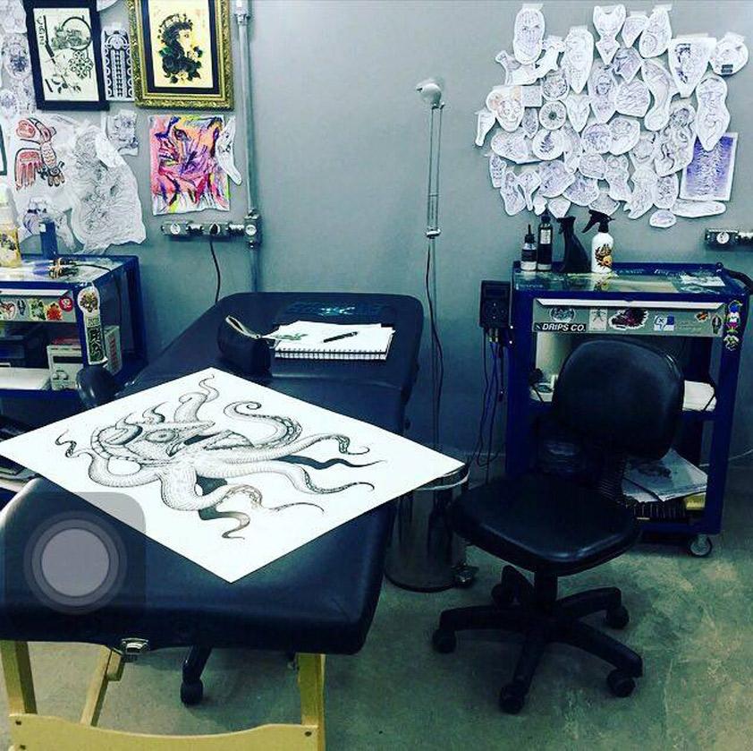 As Tatuagens incriveis de Rafael Perrucci