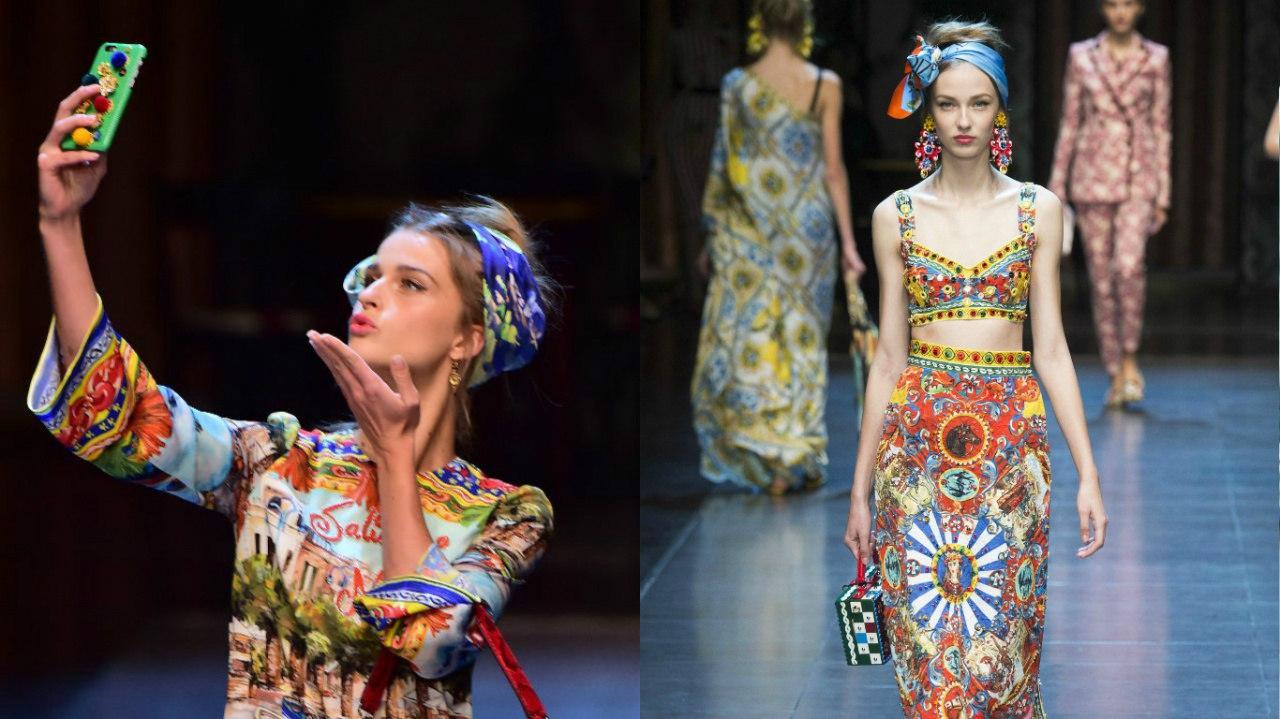 Холодильники Smeg Dolce&Gabbana