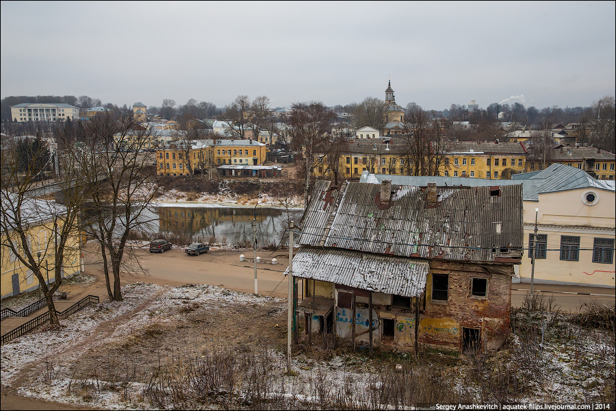Мой антиТОП городов России