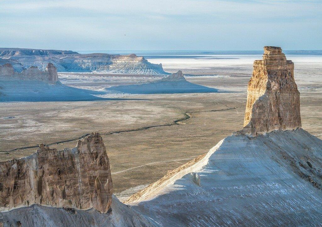 Мангистау, Западный Казахстан