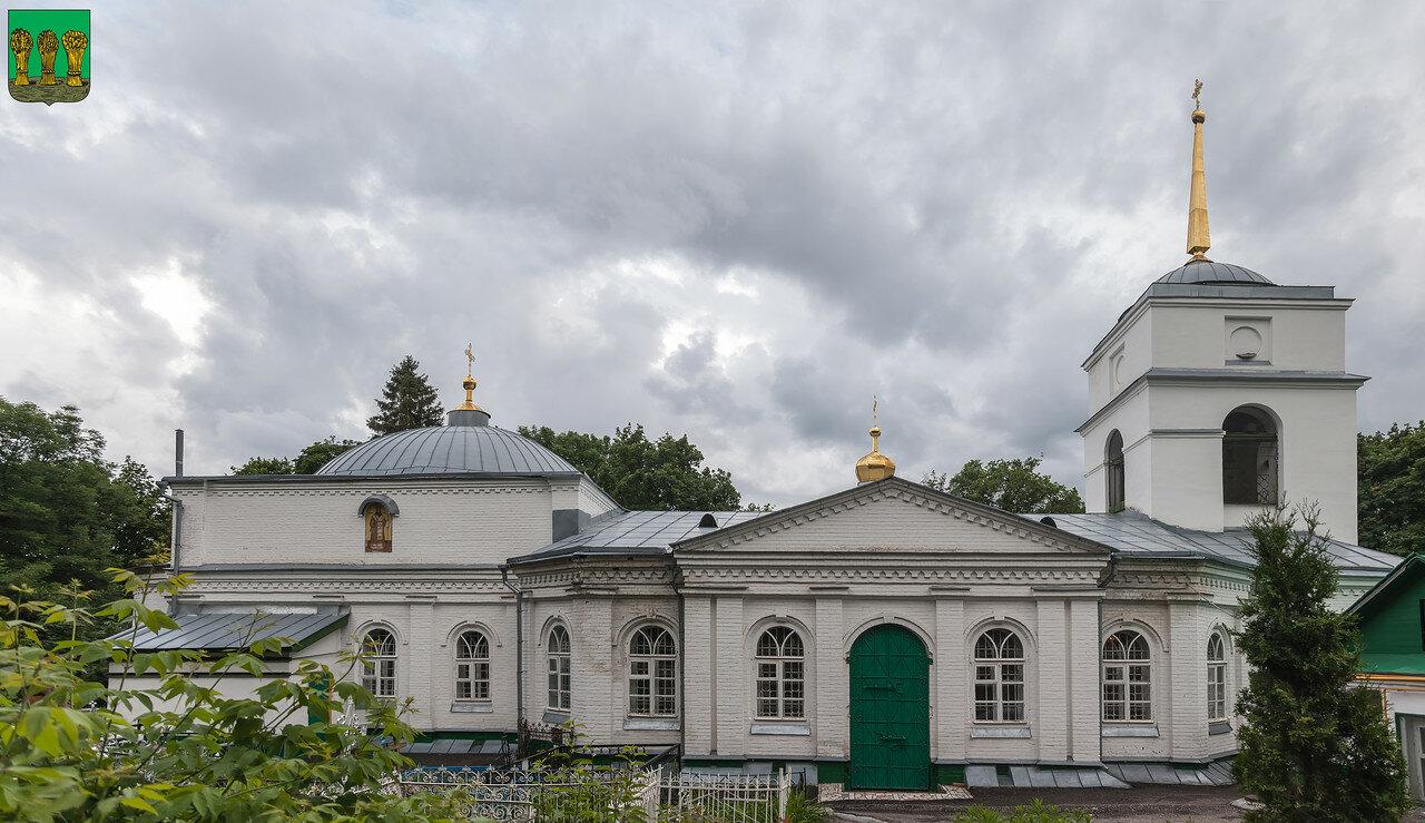 Пенза. Храм Митрофана Воронежского