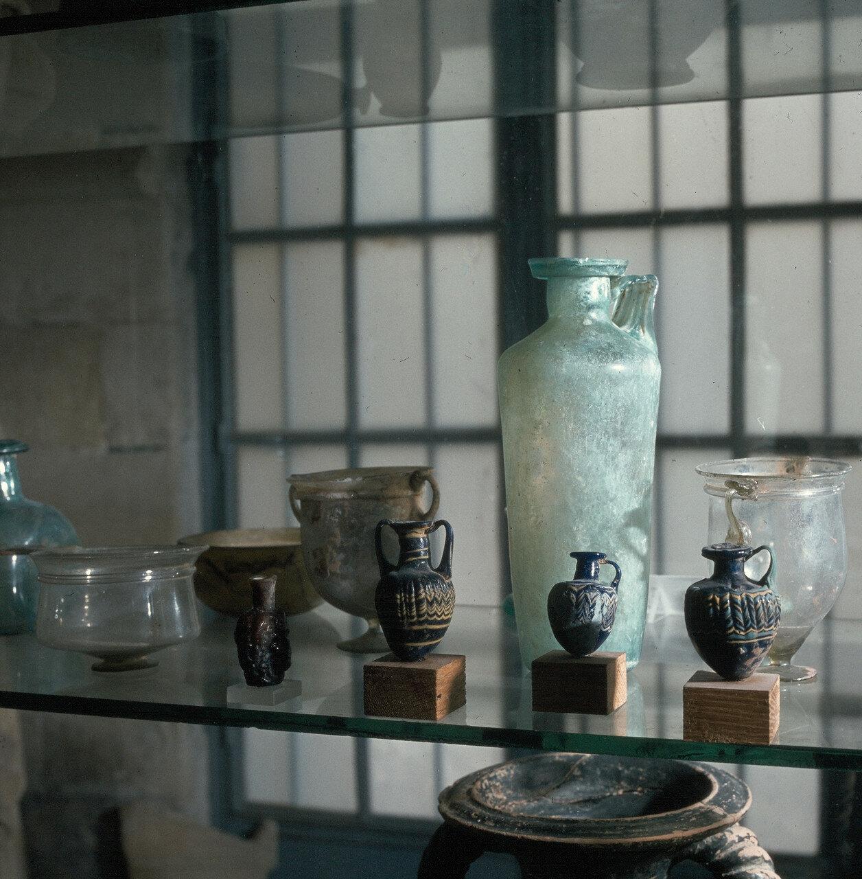 Ретимнон. Музей Римского стекла