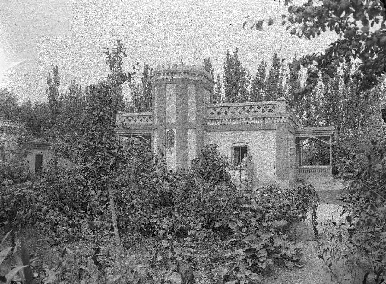 Дом шведского миссионера Ларса Эрика Хогберга