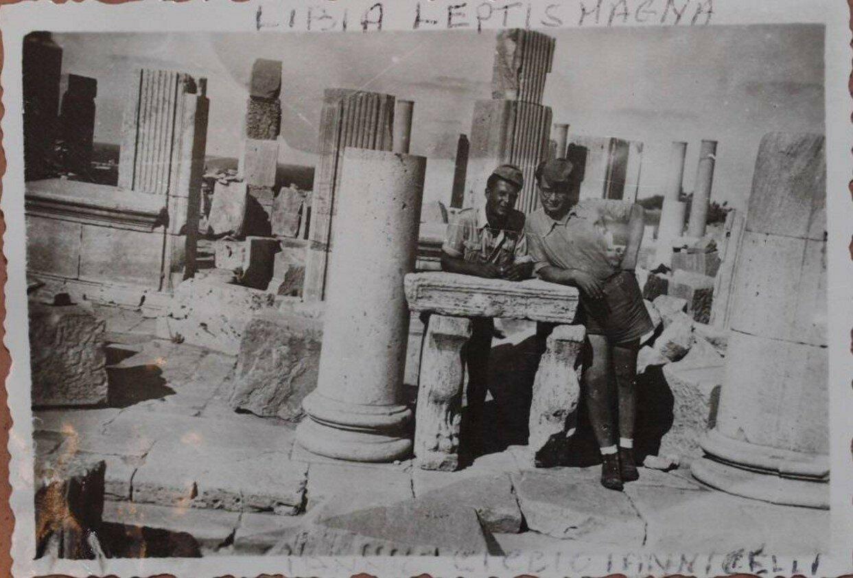 Лептис-Магна. 1930