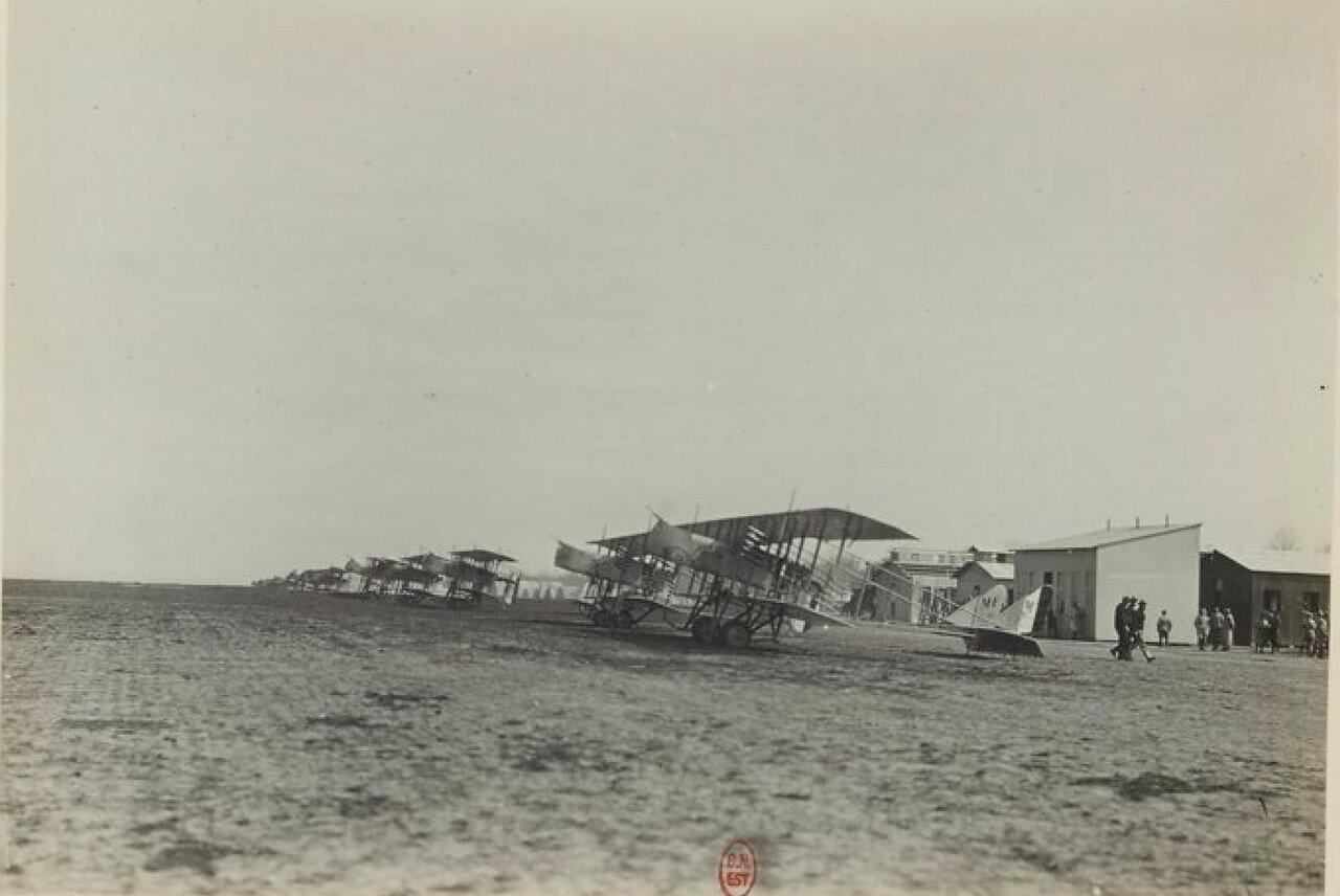 25. Аэродром Бурже