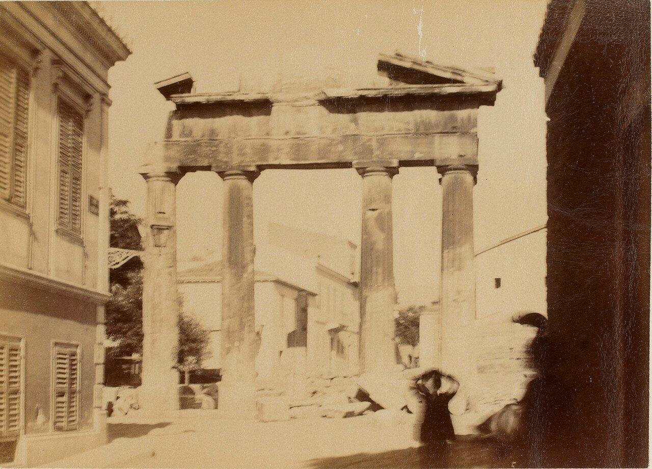 81. Афины. Ворота Афины