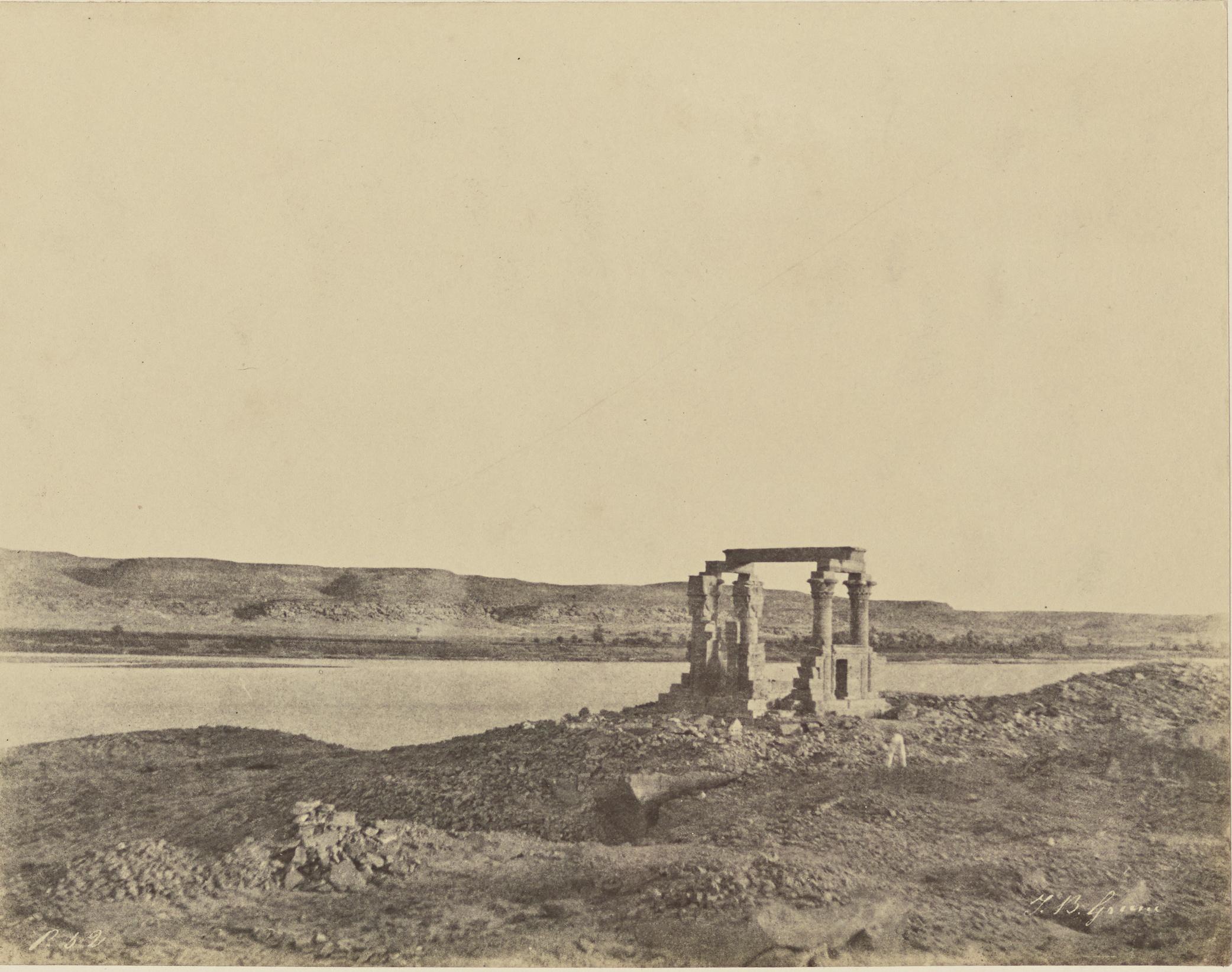 Нубия. Храм в Картасси